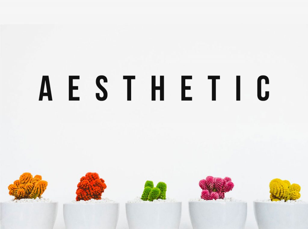 aesthetic design